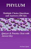 Phylum: General Biology Study Guide: Quick Exam Prep MCQs for College and University Students with Answer Key
