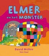 Elmer - Elmer en het monster