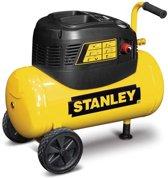 STANLEY Compressor D200/10/24 - Olievrij - 10 Bar - 24 Liter Tank