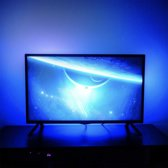 TV LED strip RGB - TV verlichting - USB Backlight - 1 meter - 16 kleuren - Incl Afstandsbediening