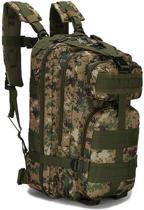 Backpack - Militair Tactisch - Groen - 25 Liter Rugzak
