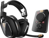 Astro A40 TR Audio System Black (PS4/PC) - Hoofdtelefoon + Mixamp