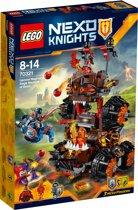 LEGO NEXO KNIGHTS Generaal Magmar's Belegeringsmachine - 70321