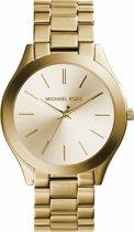 Michael Kors MK3179 - Horloge - Staal - Goudkleurig - 42 mm