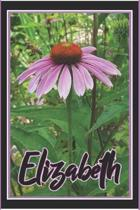 Elizabeth: (6x9 inch) Personalized Journal Diary Notebook