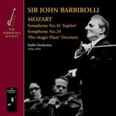 Mozart: Symphony No.29 & No.41