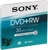 Sony DPW30A DVD+RW 8cm 30 min.
