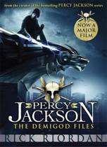 Percy Jackson and the Demigod Files