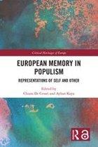European Memory in Populism