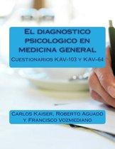 El diagnostico psicologico en medicina general