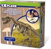 SES Explore T-rex opgraaf