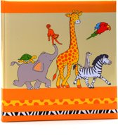 GOLDBUCH GOL-41378 Poesiealbum FUNNY ANIMALS als dagboek