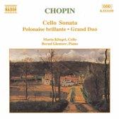 Chopin: Cello Sonata, etc / Maria Kliegel, Bernd Glemser