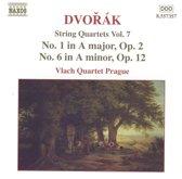 Dvorak: String Quartets Vo.7