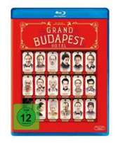 Grand Budapest Hotel/Blu-ray