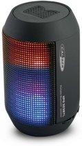 Caliber HPG323BTL - Draadloze speaker met led-verlichting - Zwart