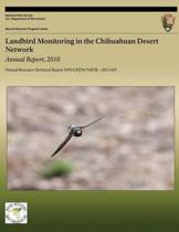 Landbird Monitoring in the Chihuahuan Desert Network