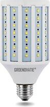 Groenovatie LED Corn/Mais Lamp - 15W - E27 Fitting - 142x60 mm - Warm Wit