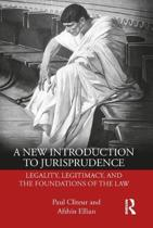 Boek cover A New Introduction to Jurisprudence van Paul Cliteur (Paperback)