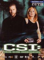 CSI: Las Vegas - seizoen 5 deel 2 (3DVD)