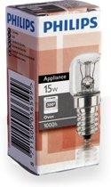 Philips Helder Bakovenlamp 15W E14
