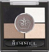 Rimmel London Glam'Eyes HD Pentad - 023 Foggy Grey - Oogschaduw