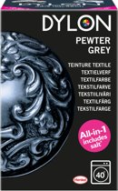 DYLON Textielverf - Pewter Grey - wasmachine - 350g