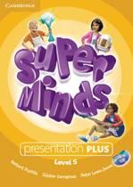 Super Minds Level 5 Presentation Plus DVD-ROM