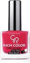 GOLDEN ROSE Rich Color langhoudende nagellak 06, 10,5 ml.