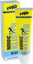 Toko Nordic wax - Klister - Blue - -7ᵒC tot -30ᵒC - 55 gram