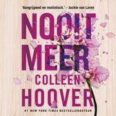 Boekomslag van 'Nooit meer'