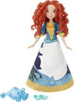 Disney Princess Merida met Magische jurk - Pop