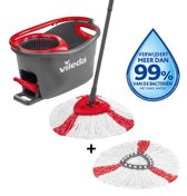 Vileda Easy Wring & Clean TURBO - + extra navulling
