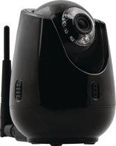 König SAS-IPCAM111B IP-beveiligingscamera Binnen Dome Zwart bewakingscamera
