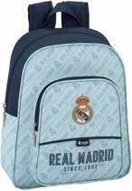 Real Madrid - Rugzak - 34 cm - Lichtblauw
