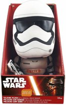 Star Wars – Talking Plush - Stormtrooper - ± 24 cm.