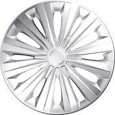 J-Tec Wieldoppen 16 inch Multi zilver