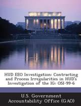 HUD Eeo Investigation