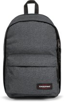 Eastpak Back To Work Rugzak - 15 inch laptopvak - Black Denim