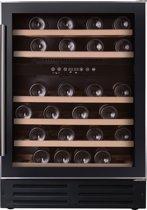 Temptech Vwcr46Db - vrijstaande wijnkoelkast 46 Flessen