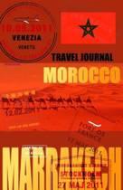 Travel Journal Morocco