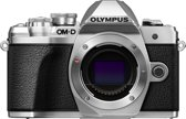 Olympus OM-D E-M10 Mark III - Body - zilver