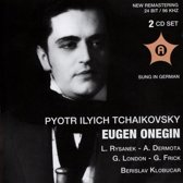 Tchaikovsky: Eugen Onegin (Wien 195