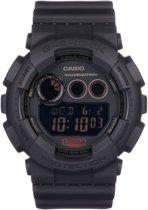 Casio G-Shock  GD-120MB-1ER - Horloge - Kunststof - Zwart - 52 mm