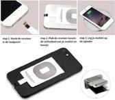 Lightning Wireless Charging Receiver – Qi ontvanger – Werkt op alle draadloze opladers – Wireless Qi receiver – Geschikt voor alle Apple Lightning apparaten