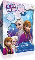 Disney Frozen Soft Secret Diary