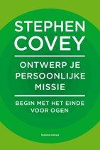 Boek cover Ontwerp je persoonlijke missie van Stephen Covey