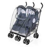 Reer Regenhoes voor tweeling buggy's en duo kinderwagens