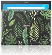 Lenovo Tab 10   Tab 2 A10-30 Uniek Tablethoesje Leaves