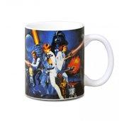 Star Wars Keramieken beker MOK Luke Skywalker